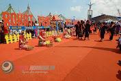 Festival Nelayan Rokat Tasek di Pansongsongan Berlangsung Semarak
