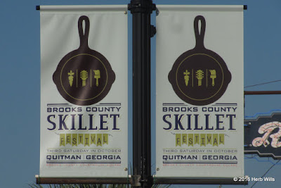 Quitman/Brooks County Skillet Festival