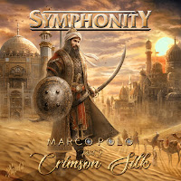 "Το single των Symphonity ""Marco Polo (part 2): Crimson Silk"""