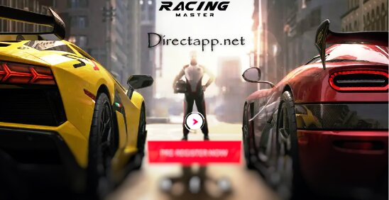 تنزيل لعبة racing master افضل سباق سيارات للاندرويد 2021