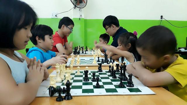 8 lợi ích khi chơi cờ vua