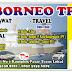 Jadwal DITA Borneo Travel Lamandau - Pangkalan Bun PP