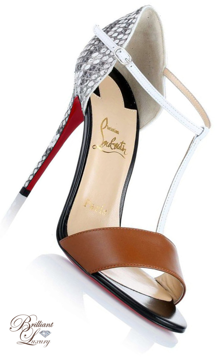 Brilliant Luxury: ♦Christian Louboutin Nude Collection