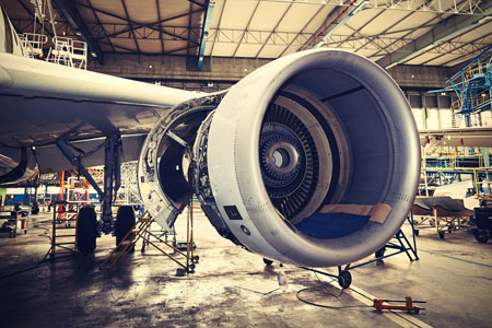 Study of aeronautical and aeronautical engineering in Canada