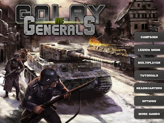 Glory of Generals Free Download PC Game