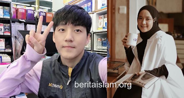 Jay Kim Vlogger Korea dan Nisa Sebyan