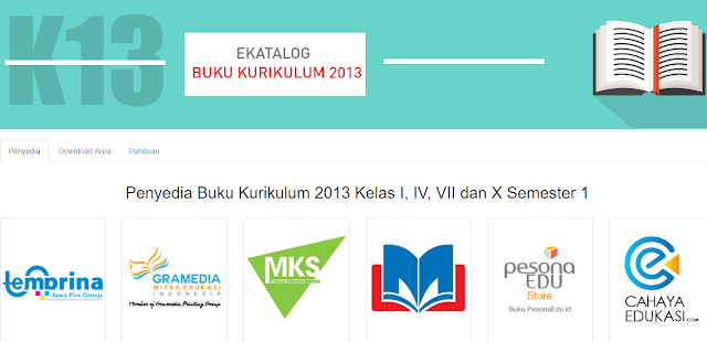 Tempat Beli Buku K13 Online