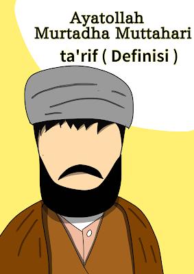 Ta'rif ( definisi ) dalam Mantiq