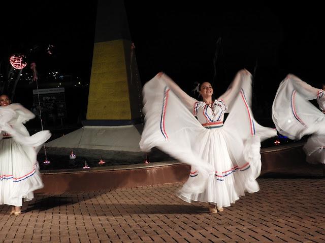 marco das tres fronteiras foz do iguaçu parana