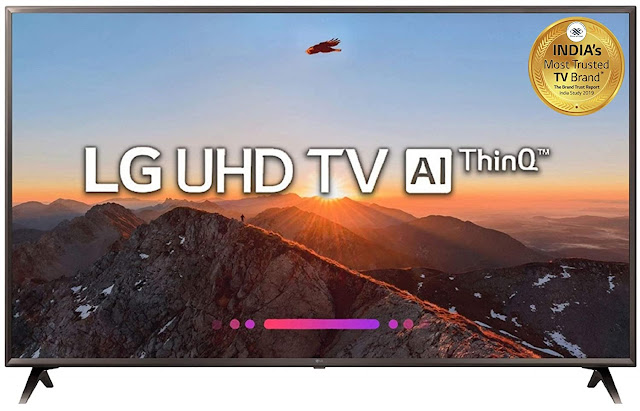LG 55 INCH 55UK6360PTE 4K UHD LED SMART TV