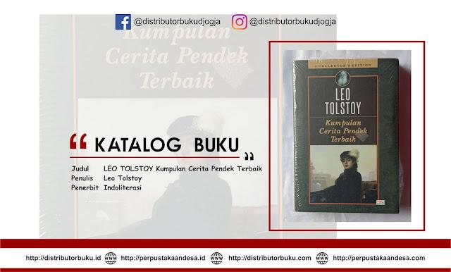 LEO TOLSTOY Kumpulan Cerita Pendek Terbaik