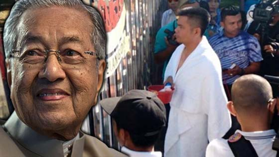Jamal Cabar Mahathir Yang Kebudak-Budakan Keluar Dari Selangor