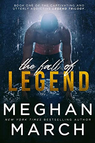 Review: THE FALL OF LEGEND (LEGEND TRILOGY #1) BY MAGHAN MARCH