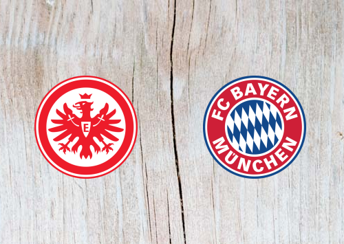 Eintracht Frankfurt vs Bayern Munich Full Match & Highlights 22 Dec 2018