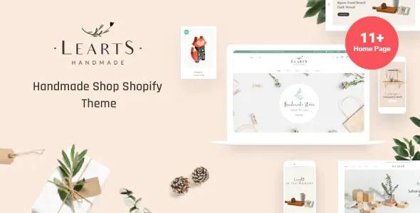Best Handmade Shop Shopify Theme