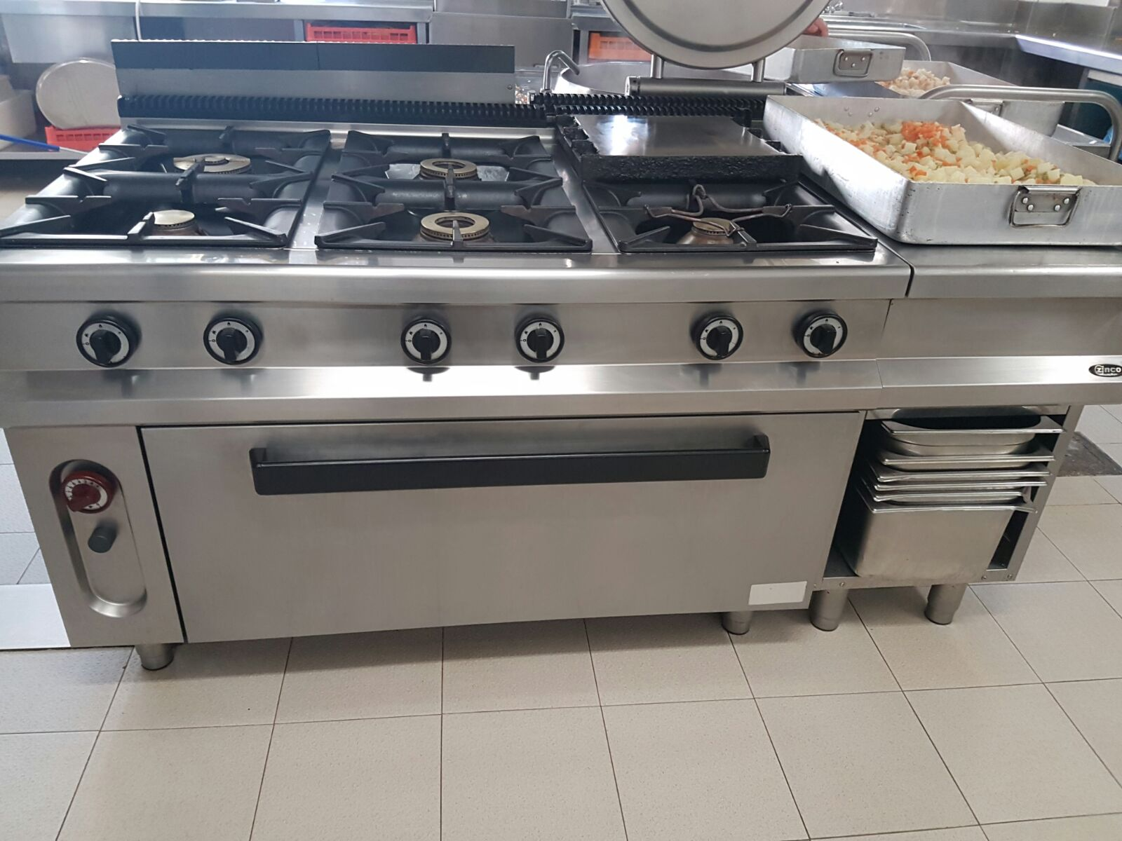 Ampa cole santiago grisol a valencia la cocina del cole - La cocina del 9 ...