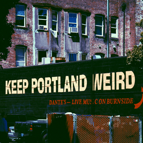 Portland Oregon Instagram
