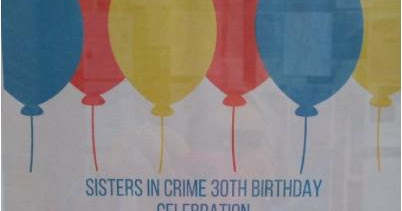 EVENT! Celebrating 30 Years of Sister in Crime