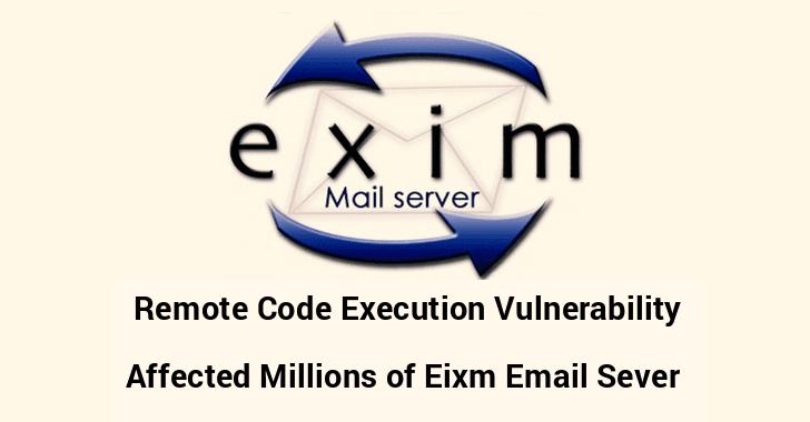Exim Email Server
