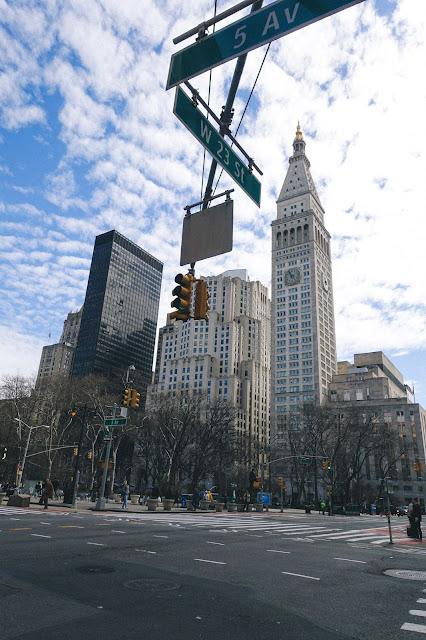 マディソン・スクエア・パーク(Madison Square Park)