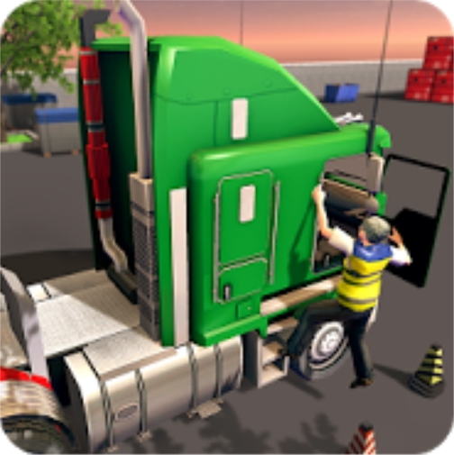 Offroad Truck Driver Outback Hills MOD APK terbaru