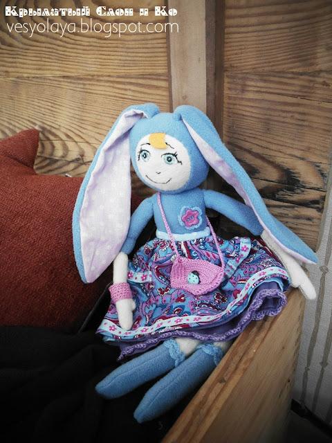 мягкая кукла, органайзер для заколок, хранительница секретов