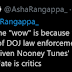 """This is a little nerdy, but if you remember The Former Guy (TM) complaining about """"unmasking"""", well, Barr's DOJ tried to unmask a twitter parody account that makes fun of Devin Nunes.  Your DOJ resources were wasted due to a right-winger's HURT FEELINGS!"""