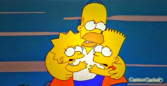 Grande segredo dos Simpsons pode finalmente ter sido revelado