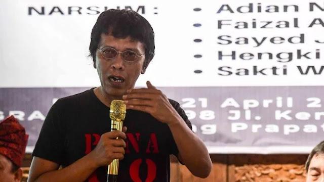 Membaik Usai Kolaps, Adian Napitupulu Diminta Setop Merokok