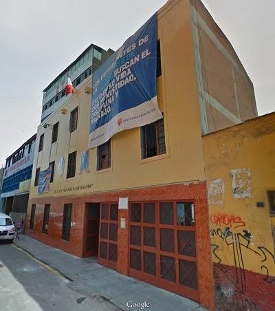 Colegio 111 San José de Artesanos - Lima Cercado