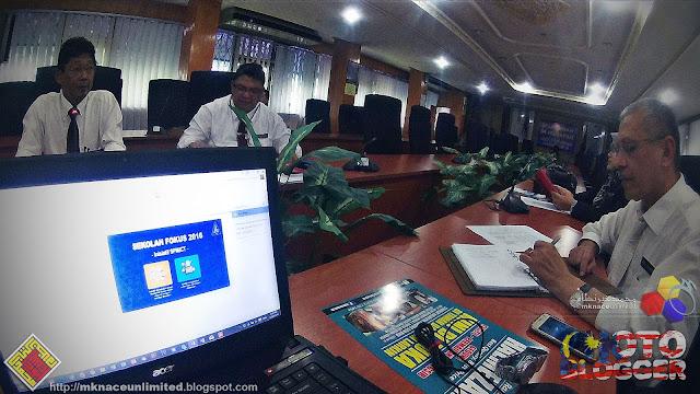 Bengkel Pemurnian Rubrik Sekolah Fokus JPN Johor