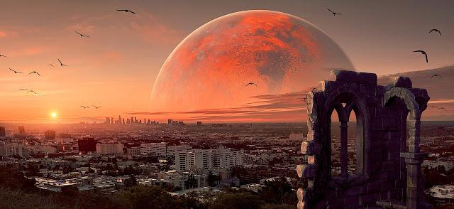 Banyak Negara Berlomba ke Mars, Ada Apa di Sana?