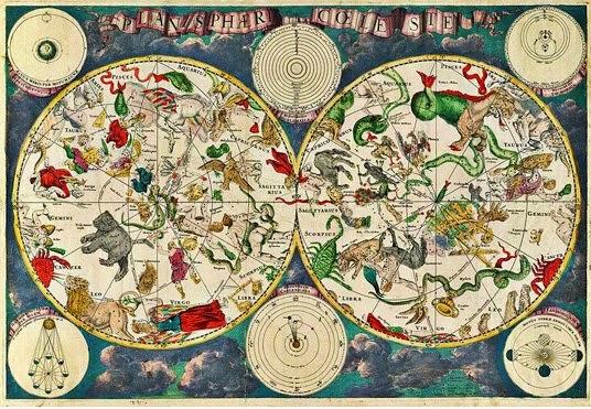Yıldız Haritaları ve Tarih Öncesi