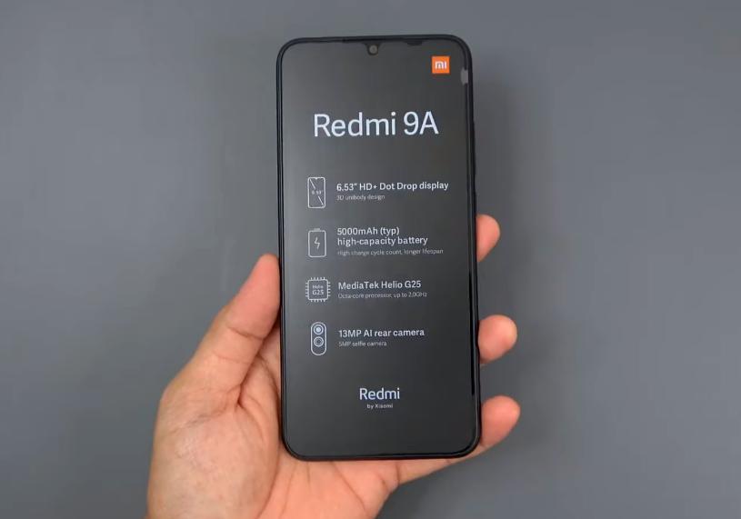 Xiaomi Redmi 9A Philippines