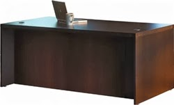 Aberdeen Executive Office Desk