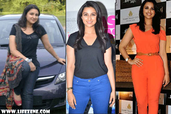 Parineeti chopra weight loss diet plan workout fitness secrets how parineeti chopra looked before after weight loss ccuart Choice Image