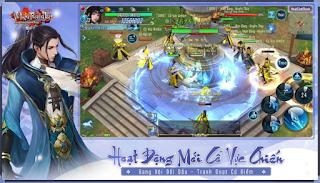 Tải game lậu mobile Võ Lâm Truyền Kỳ 24 Phái Việt hóa Free Full VIP 18 + 500.000 VNĐ tài khoản & Train rơi KNB + Vô số quà