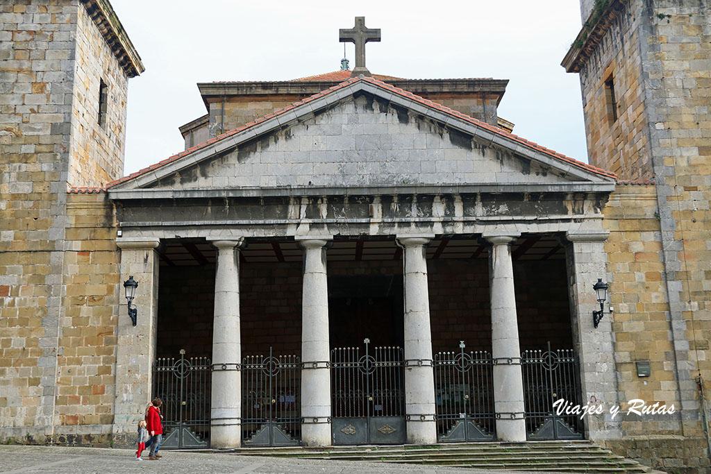 Iglesia de Santa María de la Asunción de Bermeo