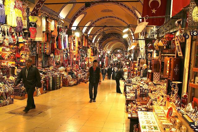 Terceiro dia do roteiro em Istambul