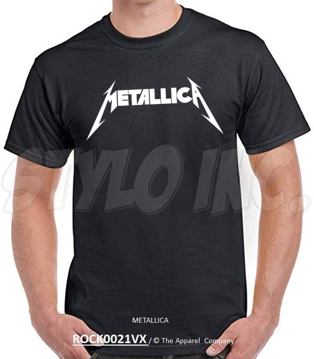 ROCK0021VX METALLICA