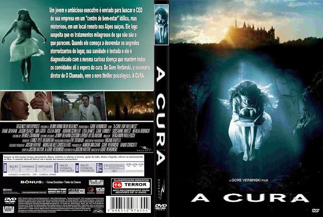 Capa DVD A Cura
