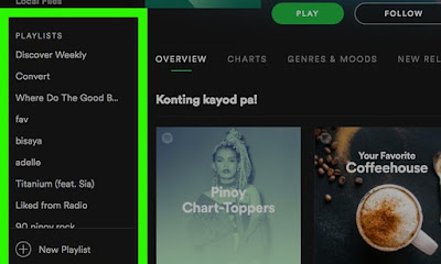 Pingin Lagu Anda Muncul Di Spotify, Joox, iTunes, Deezer, Google Play Music Dan Streaming Musik Digital Lainnya ? Begini Caranya