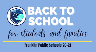 Franklin Public Schools, MA: Remote and Hybrid Learning Info Updates