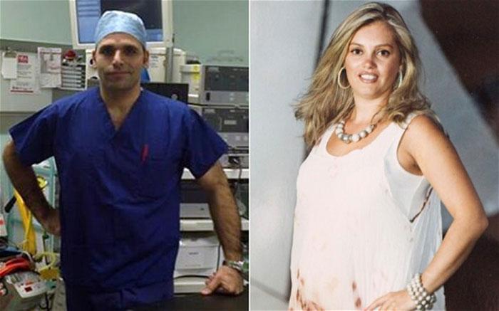 Kasus dokter Salah organ