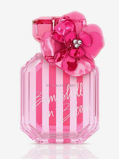 victoria`s secret bombshell in bloom perfume primavera verão