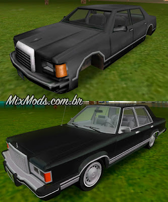 gta vc vice city mod pack carros hd car vehicles