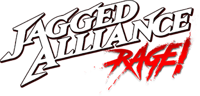 Jagged Alliance Rage - Logo