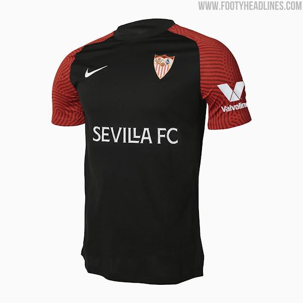 Sevilla 21-22 Home, Away & Third Kits Released - Footy Headlines