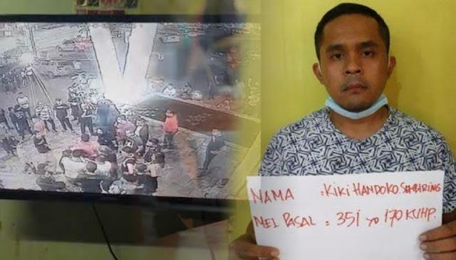 Anggota DPRD Fraksi PDIP Keroyok Anggota Polisi di Tempat Hiburan Malam