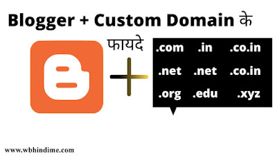 blogger blog with custom domain name